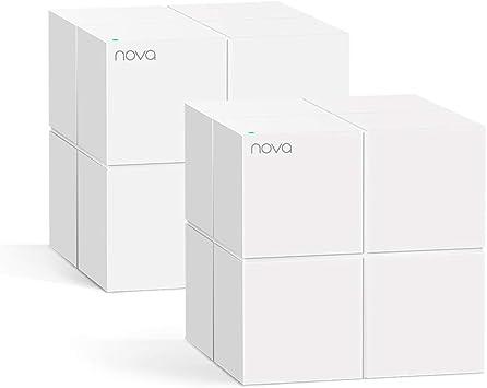 Tenda Nova Mw6 2x Dual Band Mesh Wlan Komplettlösung Computer Zubehör
