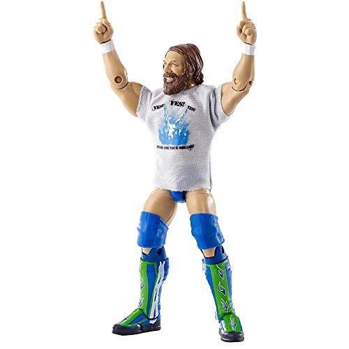 WWE Daniel Bryan Elite Collection Action Figure (Wwe Toys Elites)