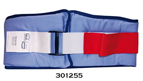 Resident-Release Soft Belt - Velcro with Red Loop - 1 Each / Each