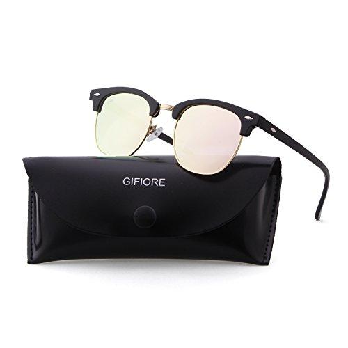 Sunglasses Semi-Rimless Frame Brand Designer Classic Sunglasses For Women - Designer Brands Major