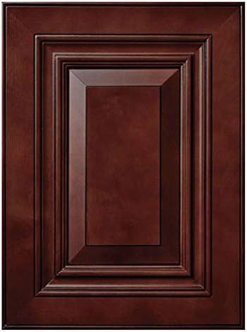 Cherry Raised Panel Kitchen Cabinet Sample Door