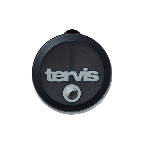 Tervis Straw Lid 16 Black product image