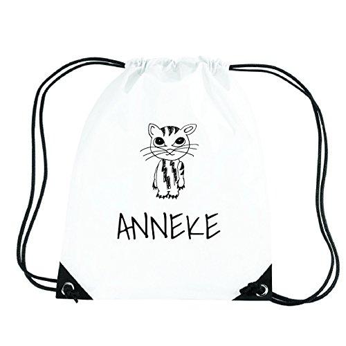 JOllipets ANNEKE Turnbeutel Sport Tasche PGYM5146 Design: Katze