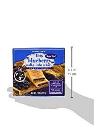 2 Boxes of 6 Trader Joe\'s Blueberry Cereal Bars