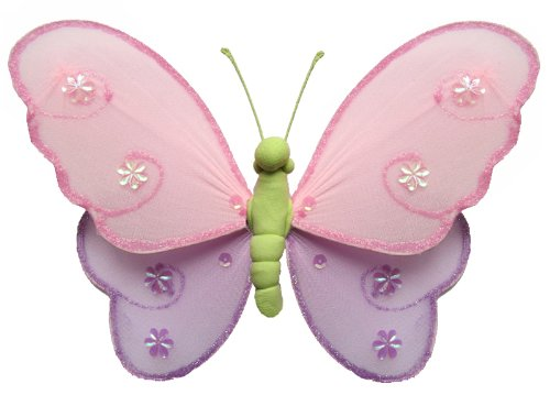 Bugs-n-Blooms Butterfly Decorations 10