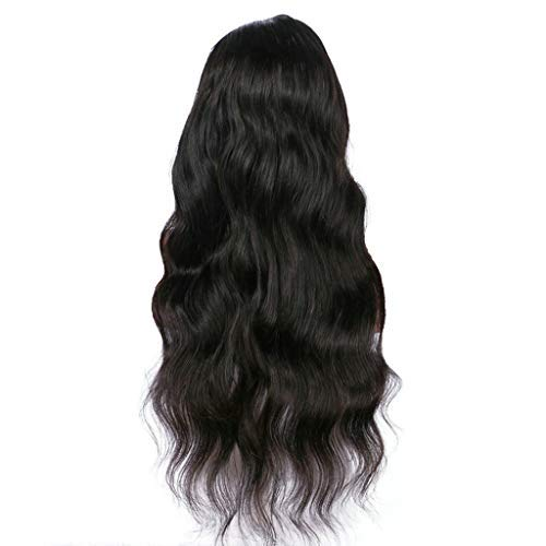 Wigs Long, Curly Wave Wigs for Women,Big Roll Wigs,Natural Lace Gradient Curly Hair Synthetic Wig Wig,Party,Cosplay]()