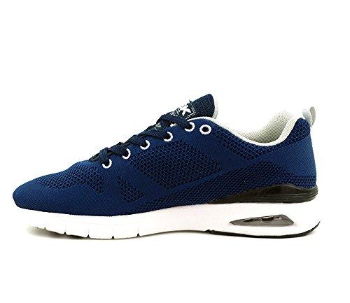 British Knights Sneaker Schuhe Blau Größe 41/UK 7,5