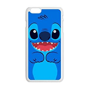 Blue Smurfs Cell Phone Case for Iphone 6 Plus