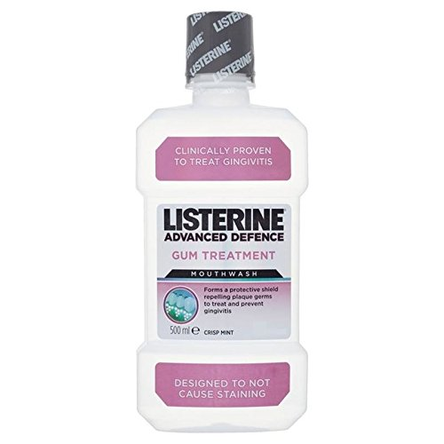 Listerine Advanced Defence Gum Therapy 500ml