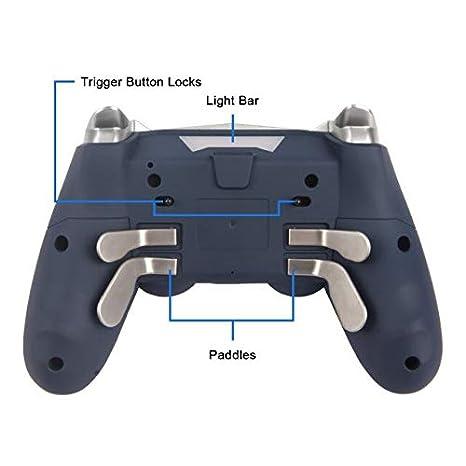 Amazon.com: Controlador inalámbrico PS4, SADES C100 ...