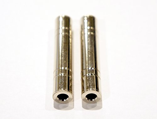 (2) Pack of 6.3 mm 1/4 1/4
