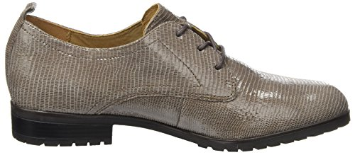 Reptile Caprice 23351 Taupe Beige Women's Oxford qHOPxR1wO