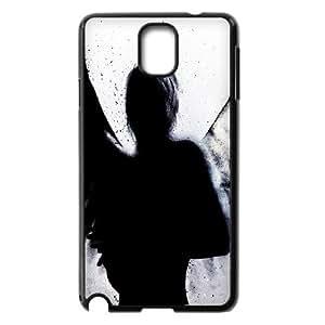 Jumphigh Angel Samsung Galaxy Note 3 Case Angel Shadow, [Black]