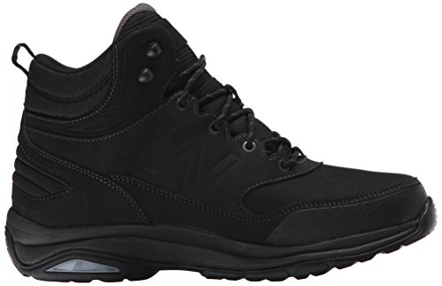 New Balance Mens MW1400 Walking Trail Boot, Black, 9.5 4E US