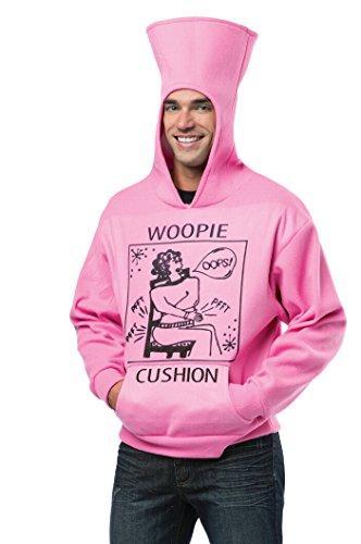 Rasta Imposta Woopie Cushion Hoodie, Pink/Black, Large/X-Large ()
