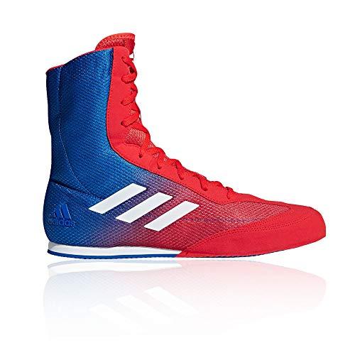 PlusScarpe Adidas Boxe Uomo Hog Box MulticolorerotBlau Da RotBlau Nn80OwkPX