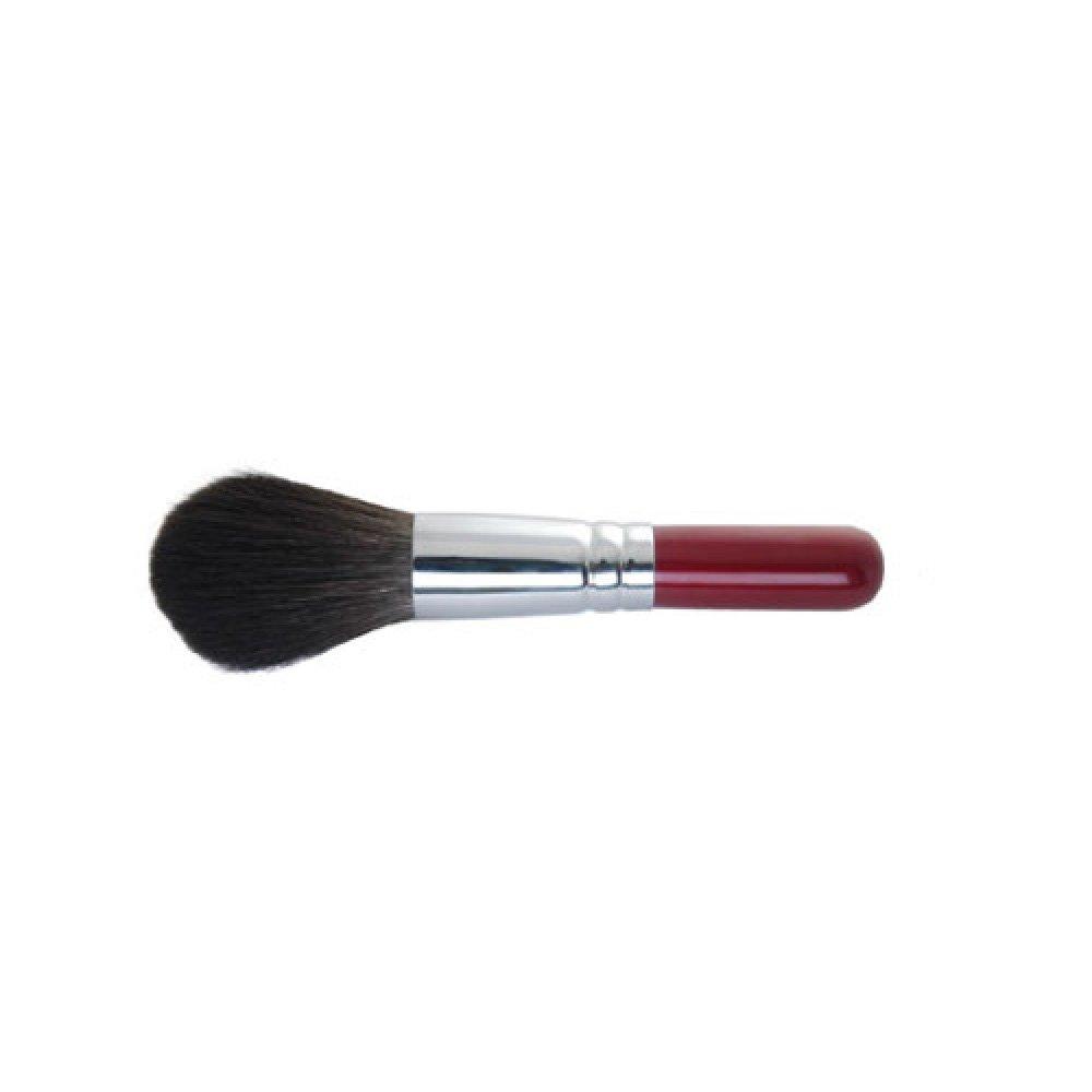 Ai (Love) * Premium Natural Hair * Face Powder makeup Brush (Large) made in Japan by Ai (Love) Brush * KUMANO FUDE (Image #1)