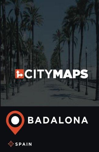 City Maps Badalona Spain