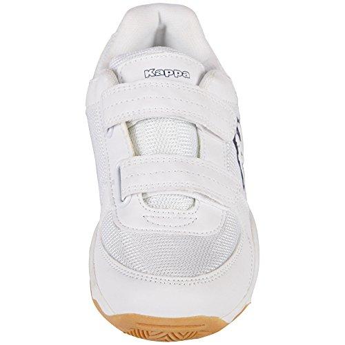 CABER White Weiß Unisex Kappa T Kinder Blue Sneakers Footwear 1060 awAxZx6g