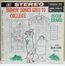 Oscar Brand - Bawdy Songs And Backroom Ballads Vol. 2