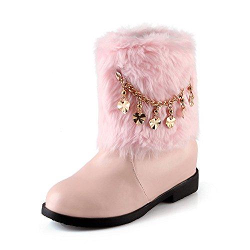 amp;n Donna Neve A Pink Da Stivali pqwxHZ1