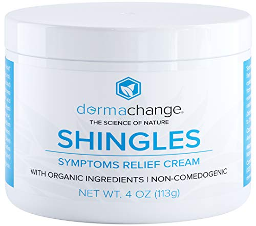 Organic Shingles Treatment and