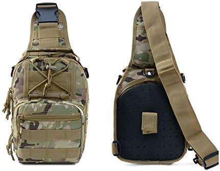 WEATLY Sling Pack Bag Mochila al Aire Libre Chest Pack para la Caza Camping Trekking (Color : CP Color): Amazon.es: Hogar