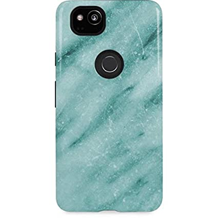 cheaper 62043 ab70a Amazon.com: Skinit Turquoise Marble Google Pixel 2 Pro Case - Marble ...