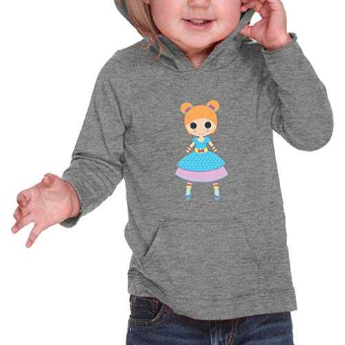 Rag Doll Hooded Sweatshirt - 8