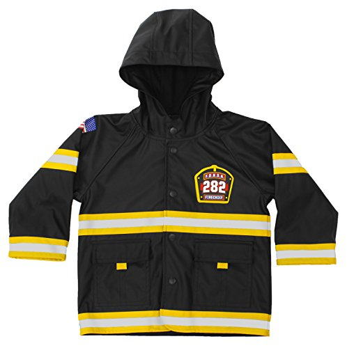 Western Chief Boys Rain Coat, F.D.U.S.A., 2T Toddler Jackets Shop