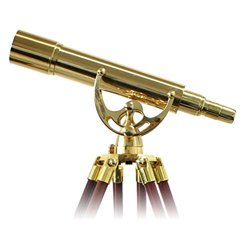 Omegon Brass Telescope 20-60x60mm