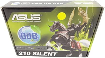 EN210 SILENT//DI//1GD3//V2 L GeForce 210 1GB DDR3 PCIe2