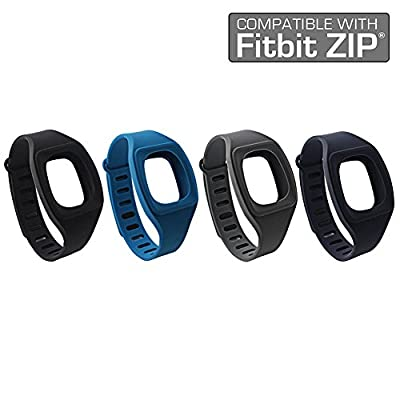 Fitbit Zip Band By XXSCY®, Newest Replacement Band for Fitbit Zip Accessory Wristband Bracelet (No tracker)