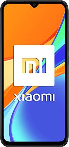 """Xiaomi Redmi 9C NFC-Smartphone de 6.53"""" HD+ (3GB+64GB, 3x cámara trasera de 13MP con IA, MediaTek Helio G35, Batería 5000 mAh, 10 W carga rápida), Gris"""