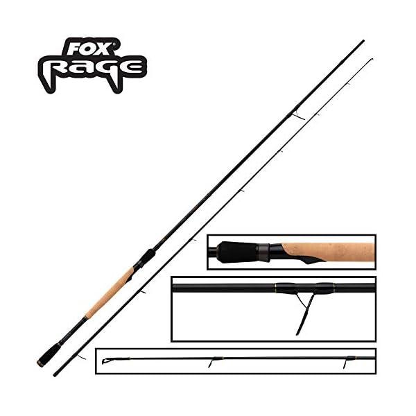 Fox Rage Terminator Jigger X Lure Rod- 270cm - 20-60g
