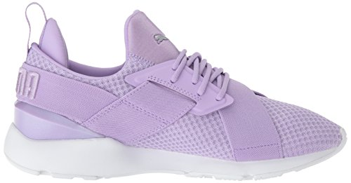 Rosa Bianco puma Di Delle Muse Pointe Sneaker Viola En Wn Puma Donne ASqYF