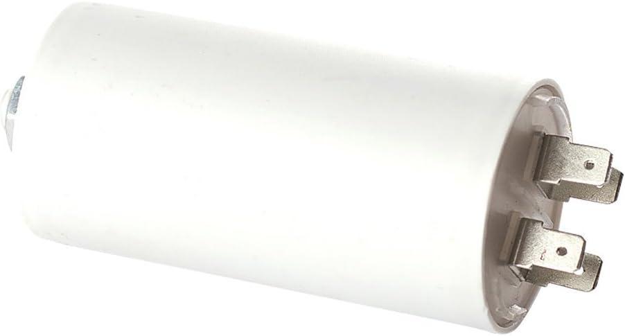 DREHFLEX- 8 µF condensador de arranque para lavadora/secadora/lavavajillas