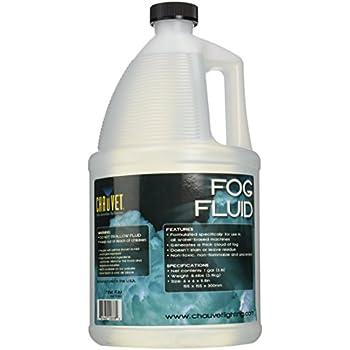 CHAUVET DJ Fog Machine Fluid - 1 Gallon   Fog Machines