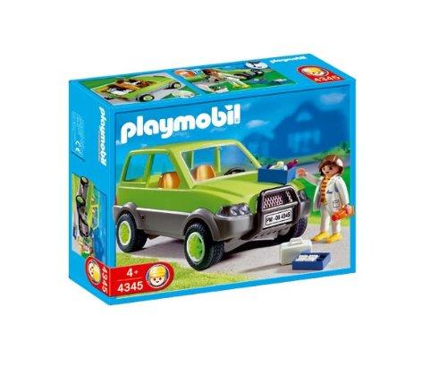 Playmobil Animal Clinic Vet with Car