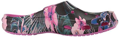 Crocs Kvinders Freesail Grafisk Træsko Tropisk VZdDLlUbvy