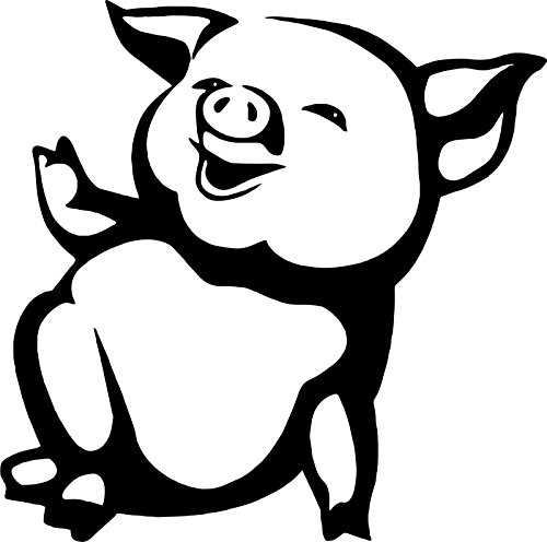 Pig Farm Animal Rubber Stamps custom stamps rubber
