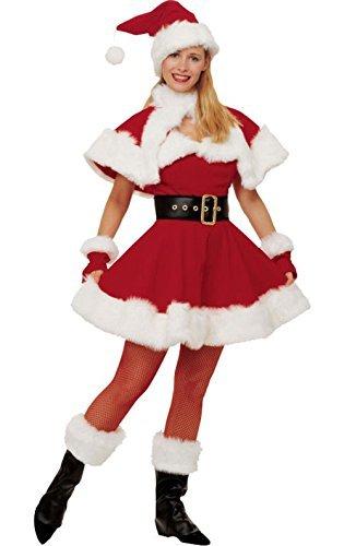 (Miss Santa Suit Costume - Small - Dress Size)