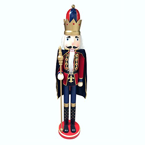 Jeco Inc. 60 Inch Delux Nutcracker King Cape by Jeco Inc. (Image #1)