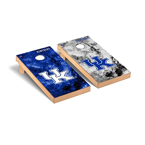 Kentucky UK Wildcats Cornhole Game Set Galaxy Version