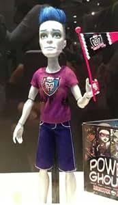 Monster High Slo Moe Ghoul Spirit Doll