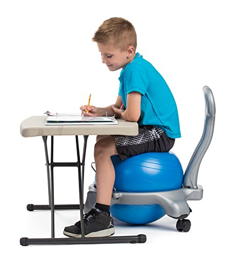 bintiva Ball Chair for Children - Includes Free Air Pump. Keeps The Mind Focused While Promoting A Healthy Posture. by bintiva (Image #2)