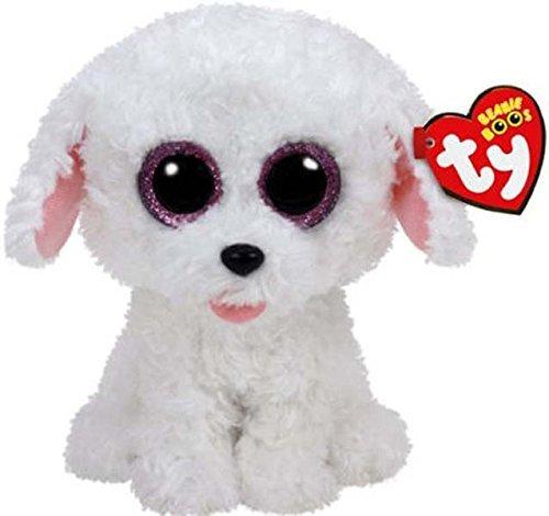 Pippie the Dog 9 TY Beanie Boos BUDDY