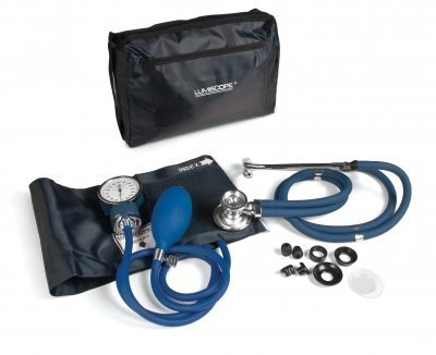 Lumiscope Grape Blood Pressure and Stethoscope Kit (Grape Stethoscope Kit compare prices)
