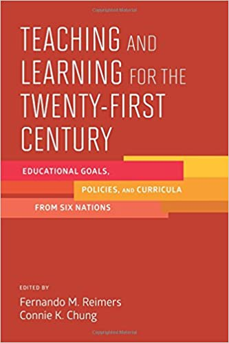 Teaching and learning for the twenty first century educational teaching and learning for the twenty first century educational goals policies and curricula from six nations fandeluxe Images