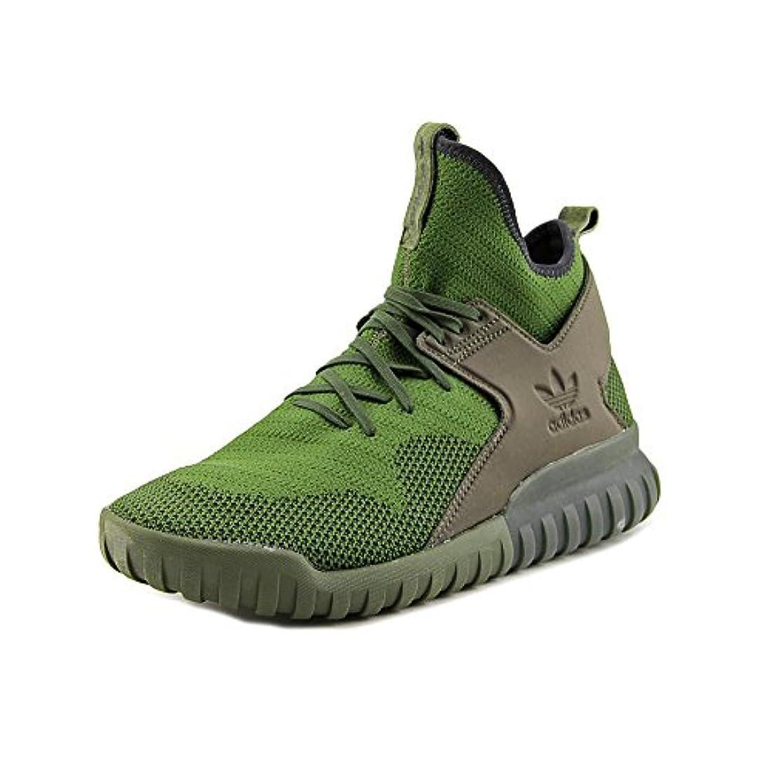Adidas Org Tubulare X Primeknit Uomo S76713 Nightcargogreen Scarpe